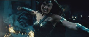 Wonder Woman stabs