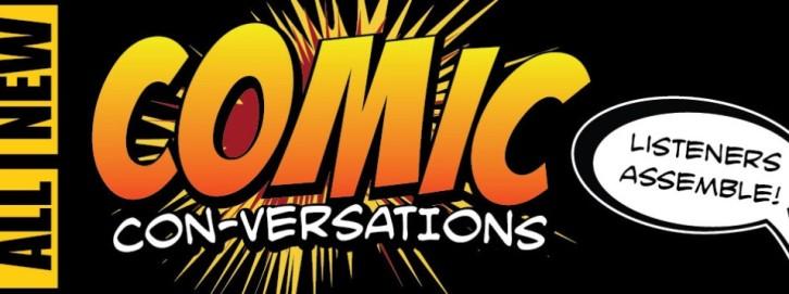 Comic Conversations BLACK