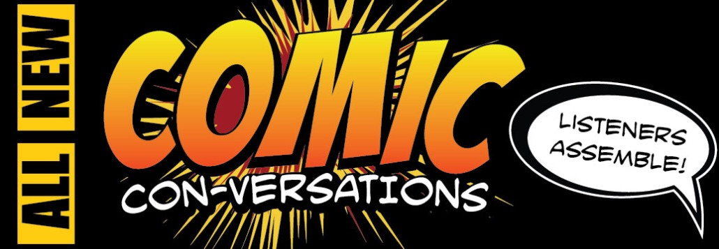 Comic Conversations BLACK