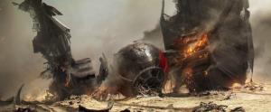 star wars footage