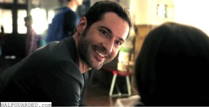 Lucifer TV actor
