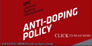 The UFC PED POLICY