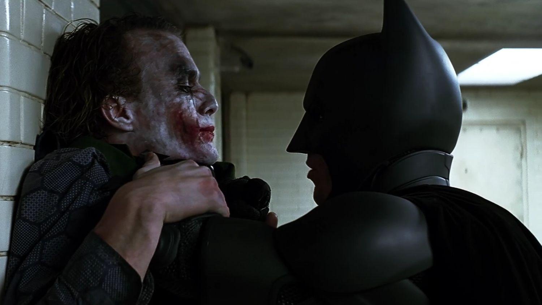 The Dark Knight Uncut