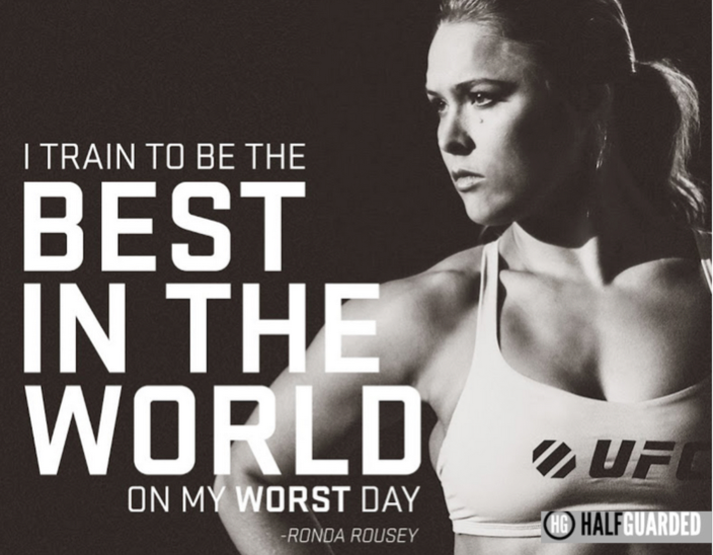 10 of the biggest overhyped mma fighters of all time - Ronda Rousey Overrated