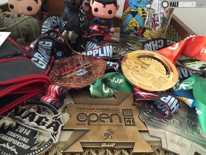 BJJ-medals