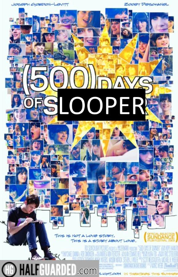 Looper 2 poster
