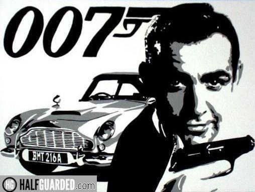 Multiple James Bond 1