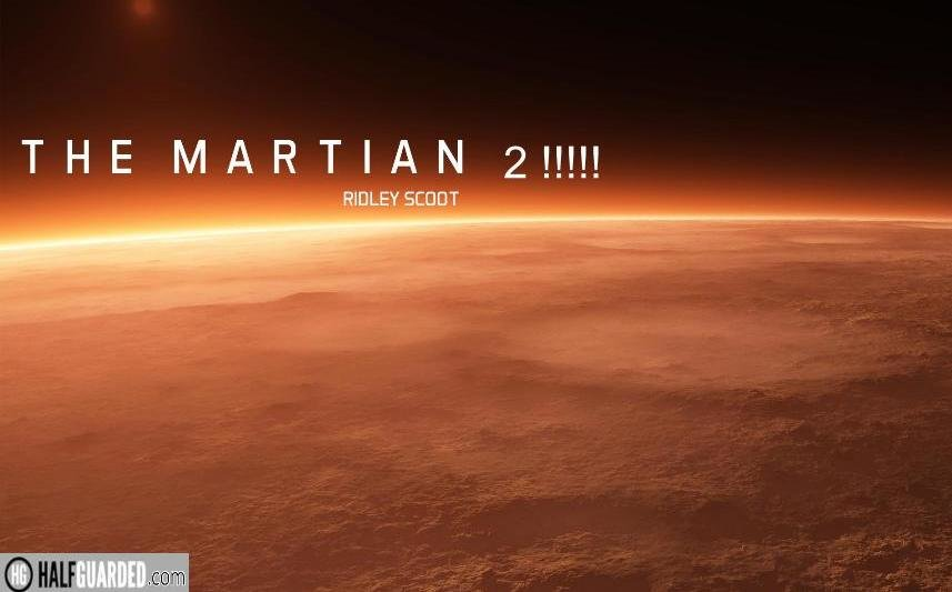 The Martian Sequel