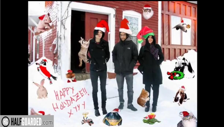 Yeah Yeah Yeahs Merry Christmas