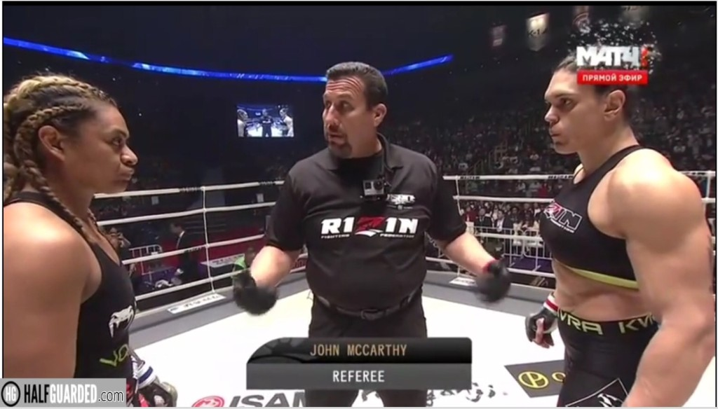 RizinFF Streaming Results