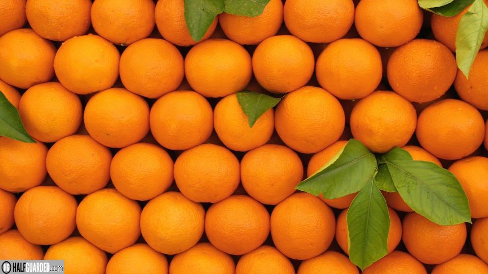Orange is the Worst Fruit