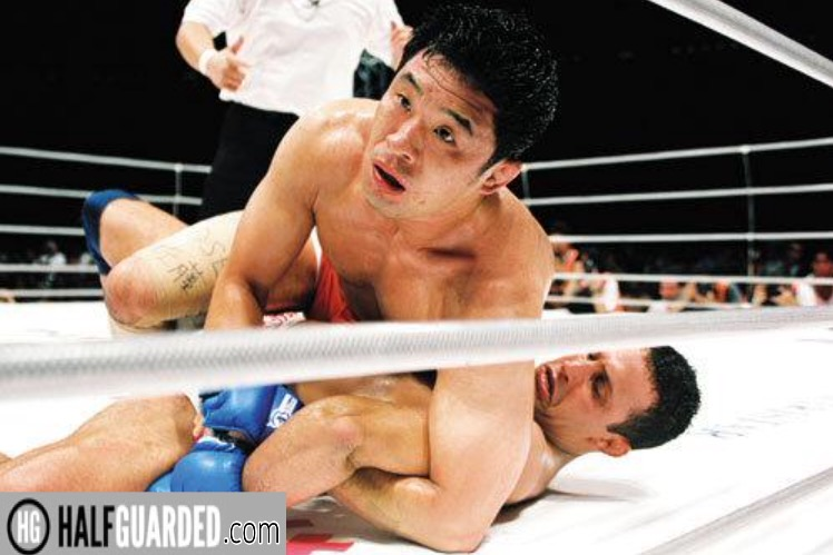 Sakuraba vs Renzo Gracie