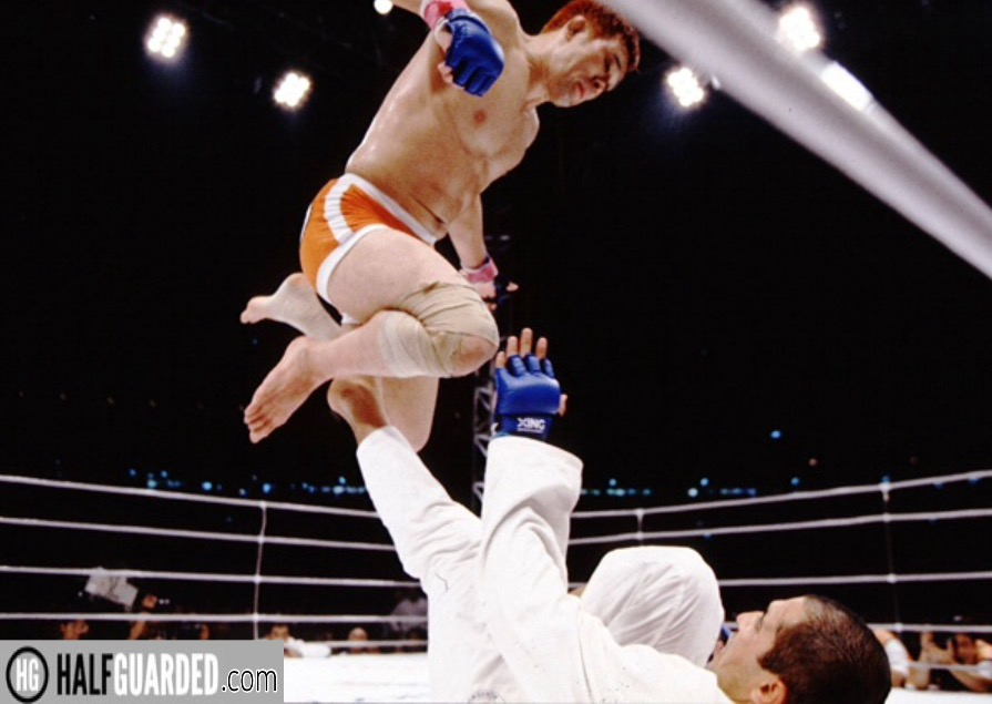 Sakuraba vs Royce Gracie
