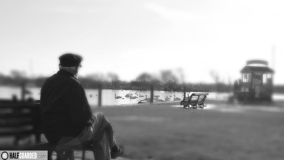 grandparent alone
