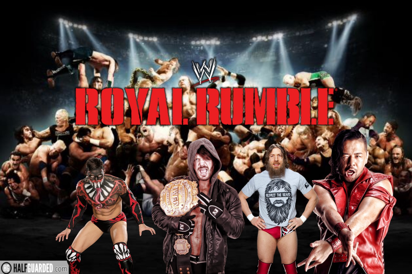 How to Watch WWE Royal Rumble 2018 Free Live Stream Online