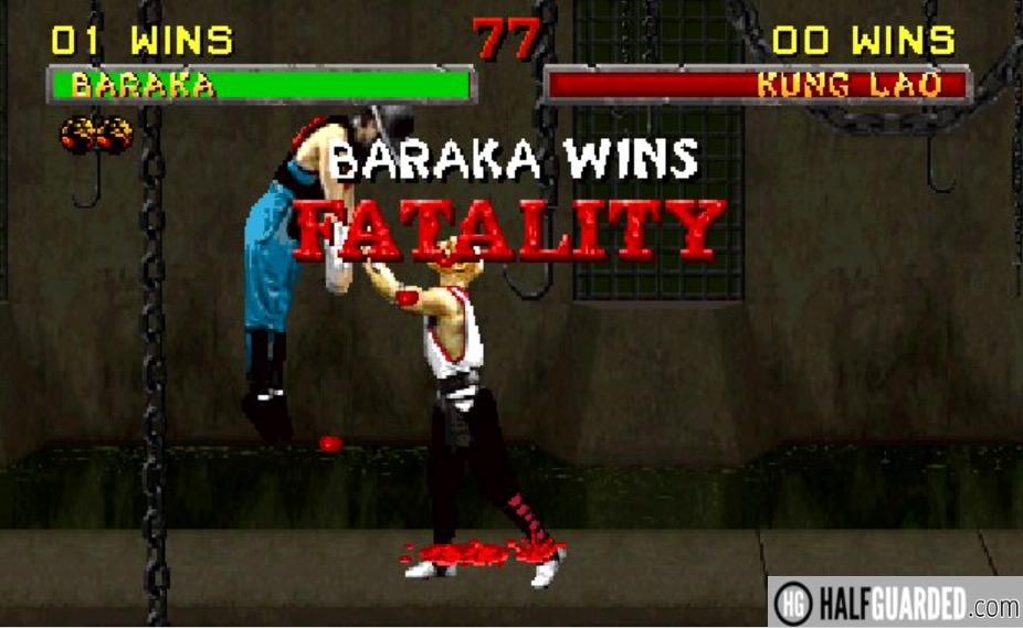 UFC KO