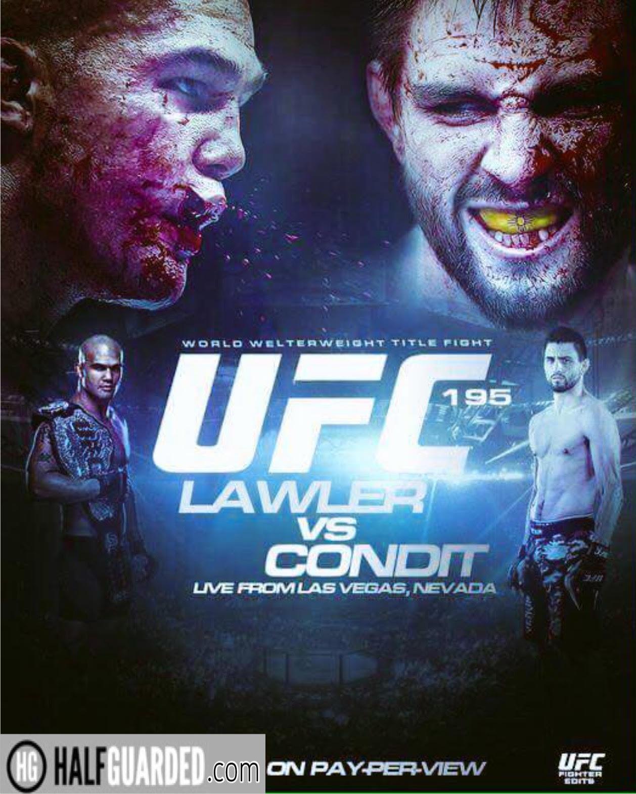 UFC 195 FREE LIVE STREAM of consciousness RECAP and ...  UFC 195 FREE LI...