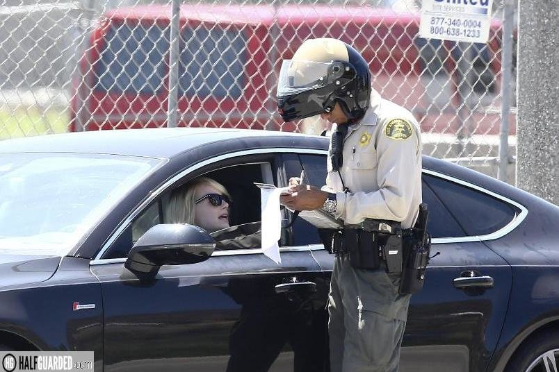 Drunk Driving Cop