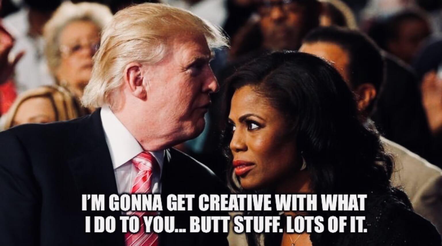 Omarosa Sex Trump