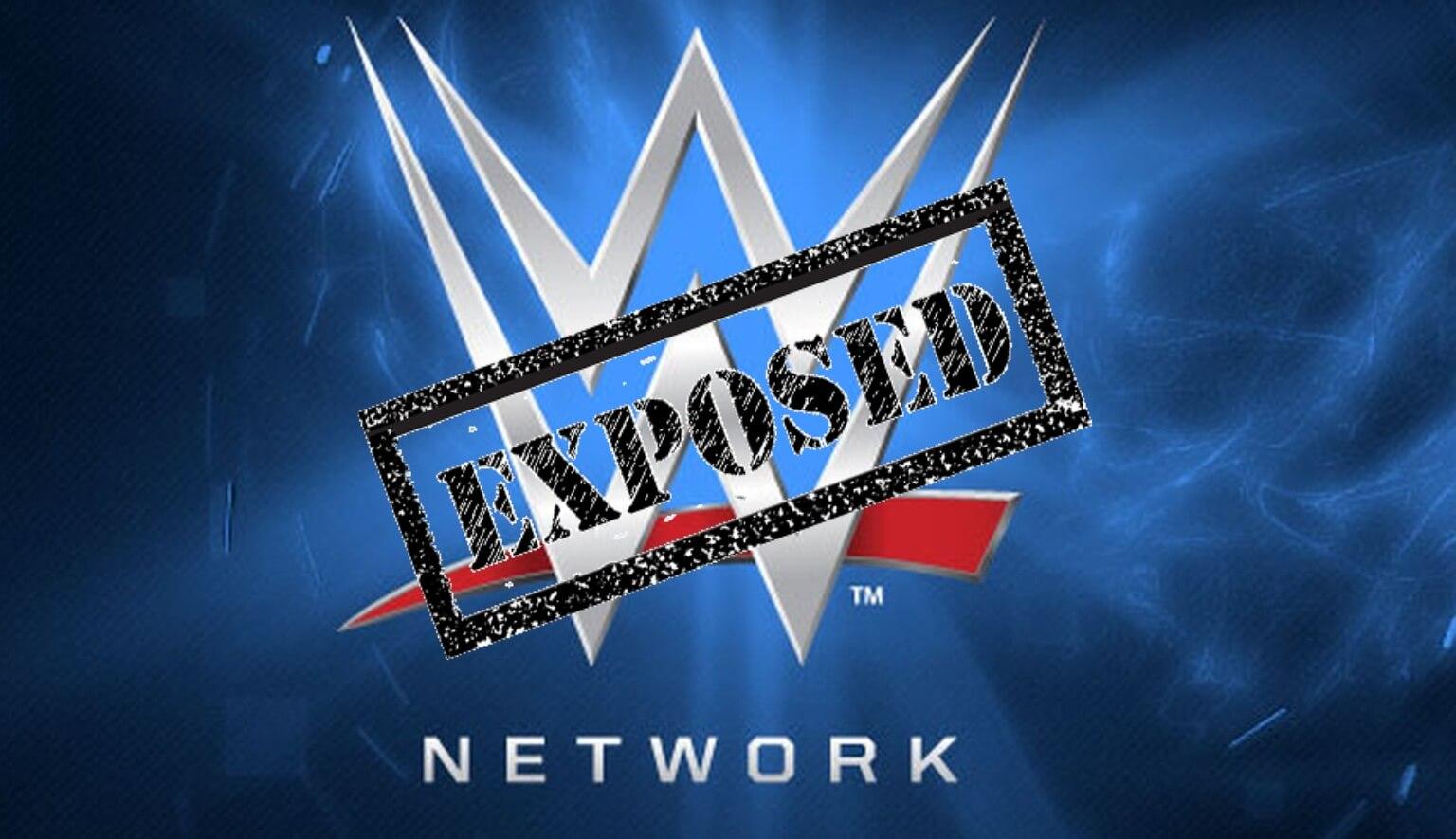 Wwe network exposed fraud