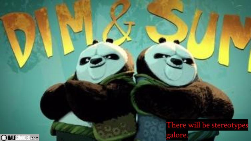 Kung fu panda rollfigurer