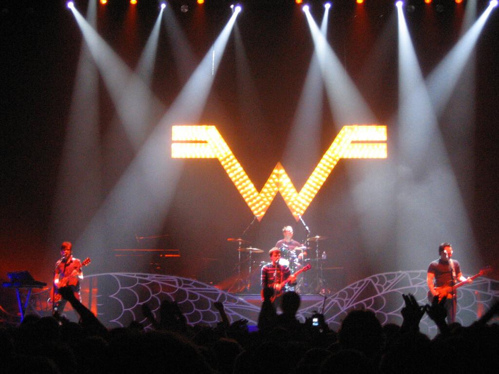 Say it ain't so lyrics by weezer