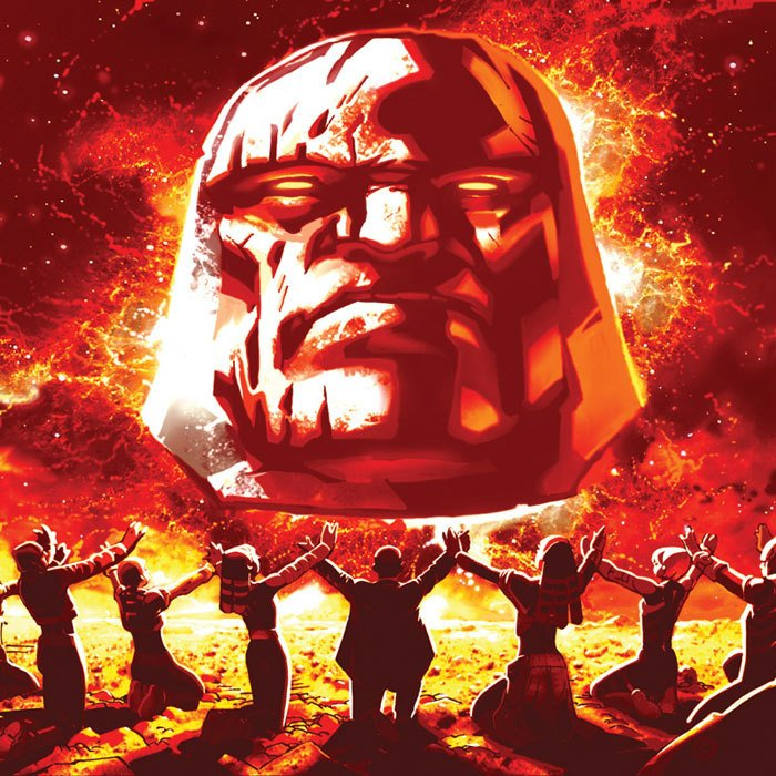 darkseid and apokolips