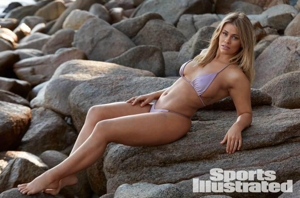 Paige nackt VanZant Paige VanZant