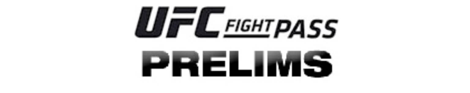 ufc fight pass prelims
