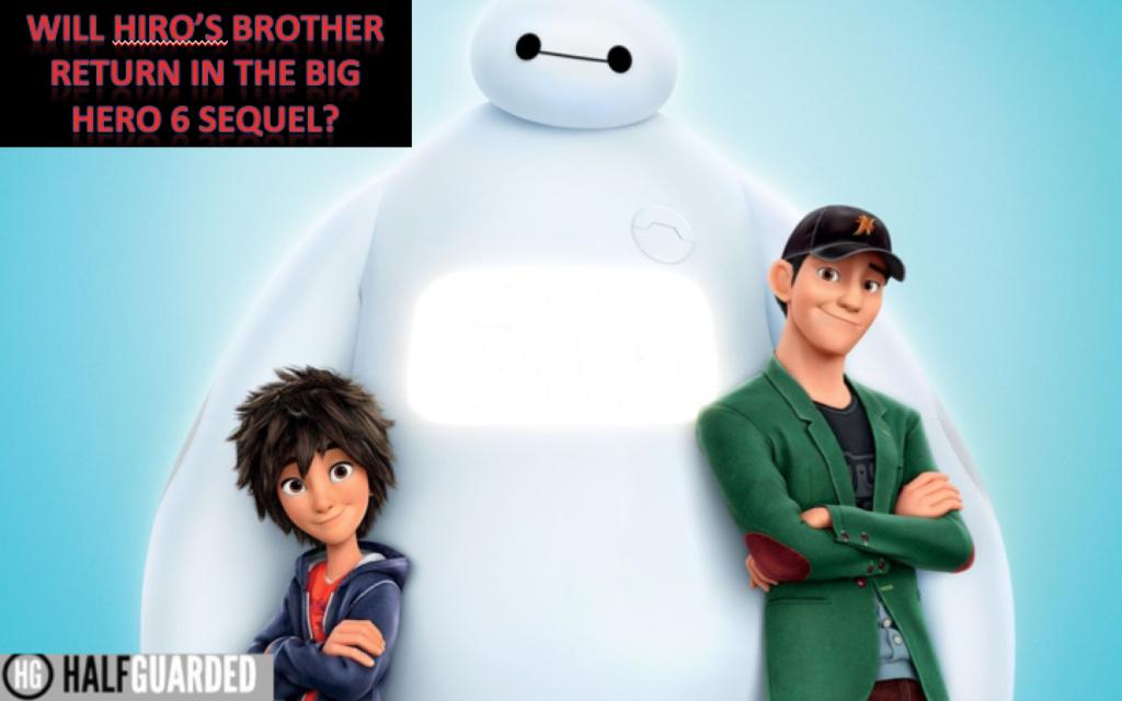 Big Hero 6 2 Poster