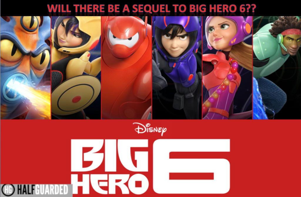 Big Hero 6 Sequel