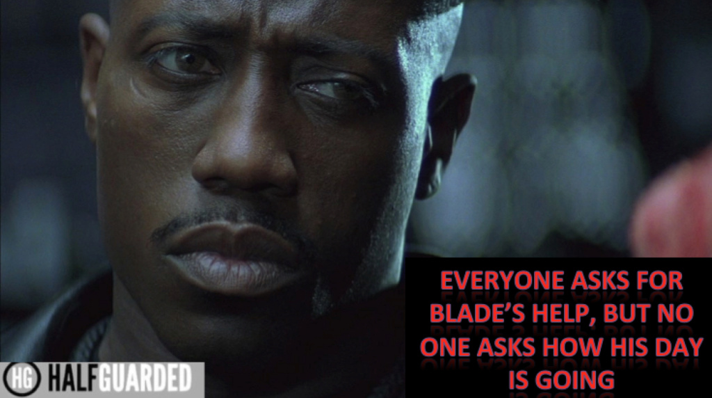Blade 4 Poster