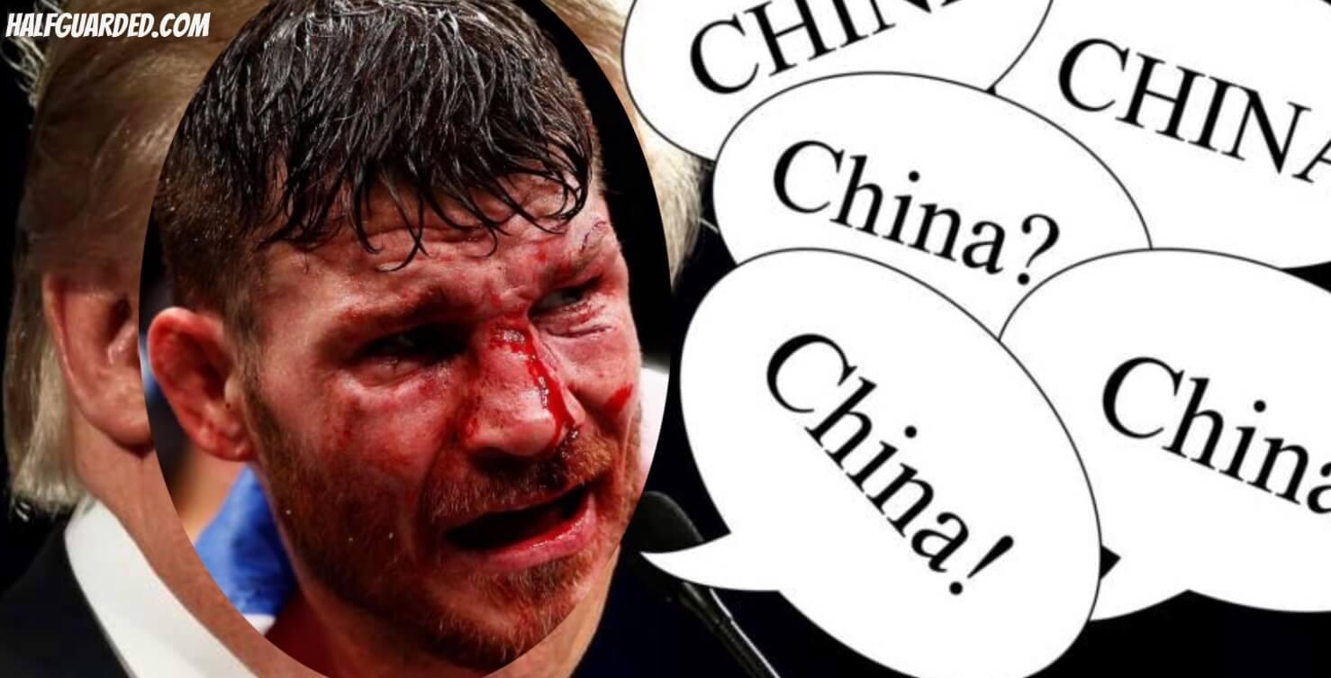 Bisping Ufc China