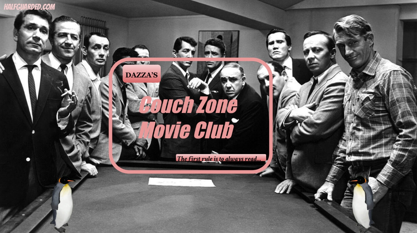 Couch zone movie club