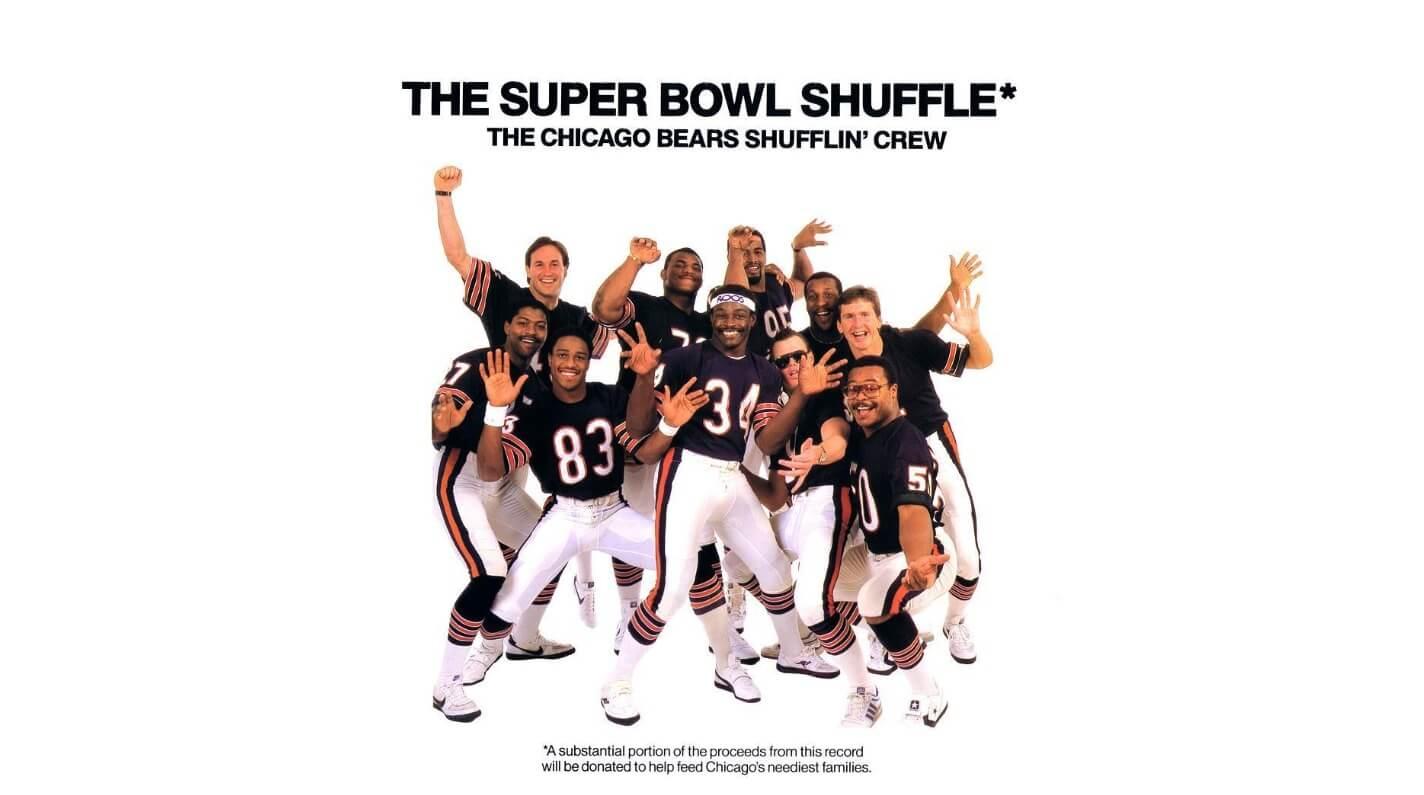 Super bowl shuffle