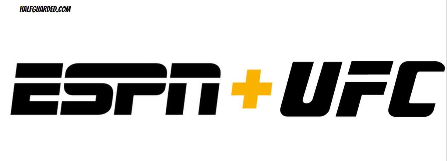 ESPN+UFC