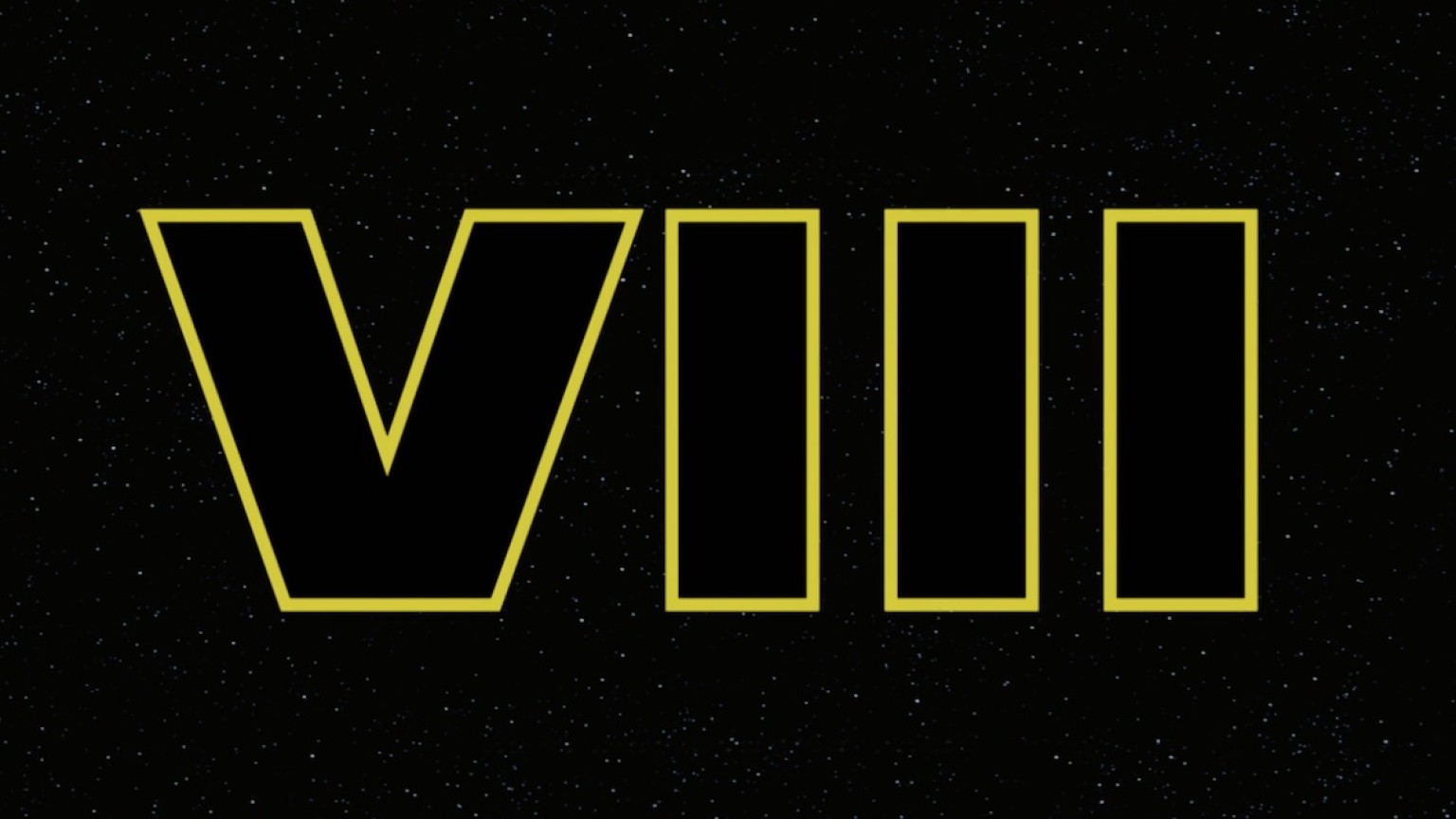 Star. Wars. Episode VIII. Trailer.