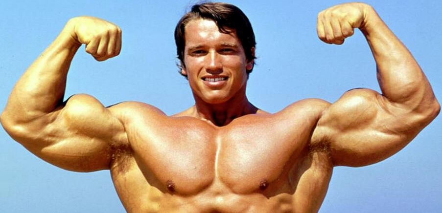 the terminator strong arm muscle