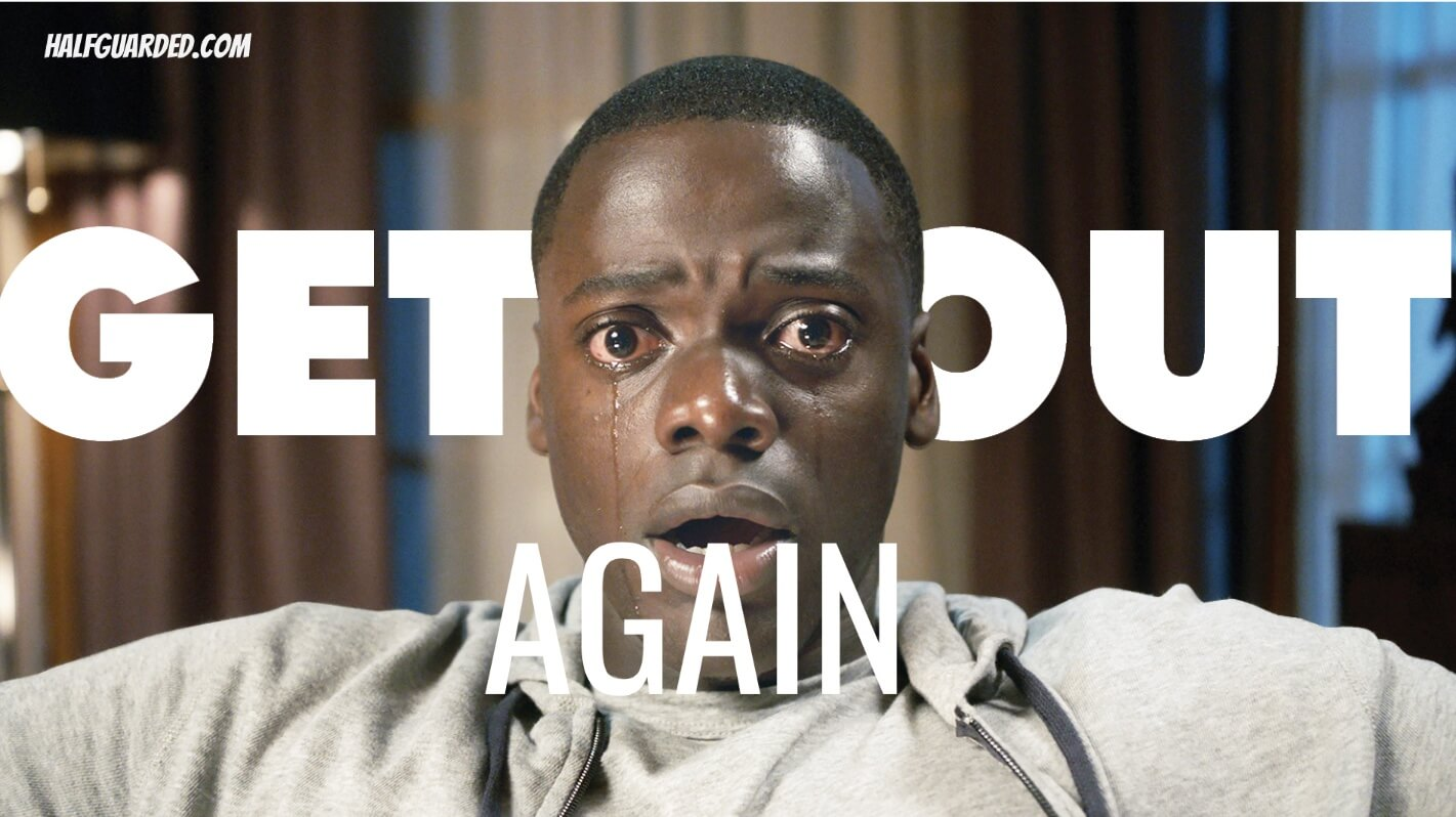 Get Out 2 Poster