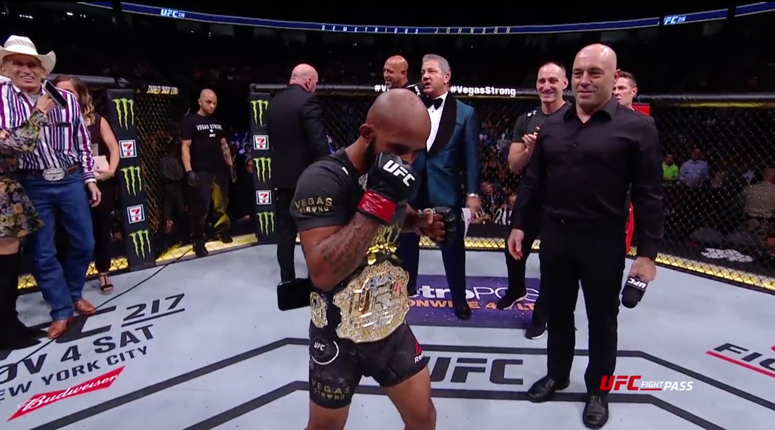 demetrious johnson mighty mouse sets record