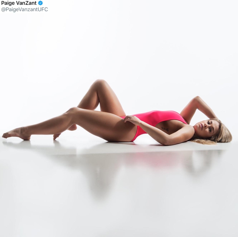 Paige van zant PVZ NUDE NAKED