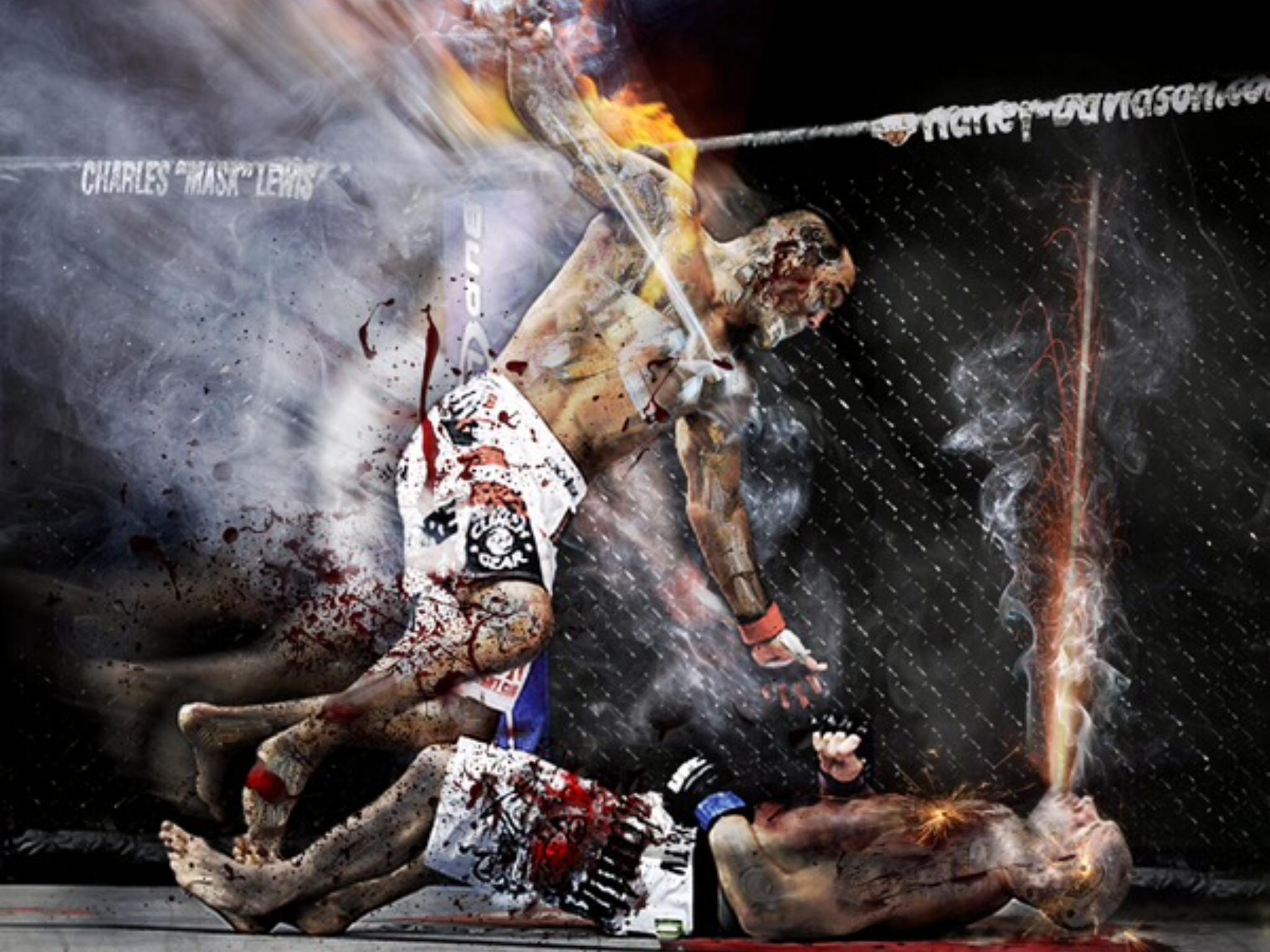 Henderson vs bisping art UFC 100 UFC 204 results
