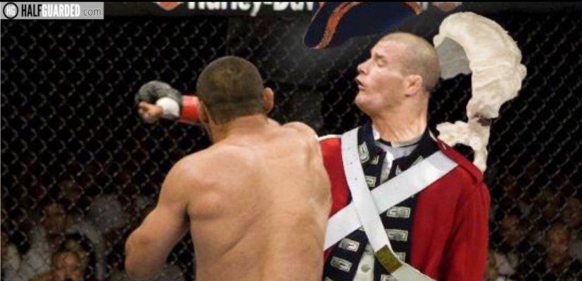 Bisping vs Henderson meme UFC 100 meme UFC 204 meme