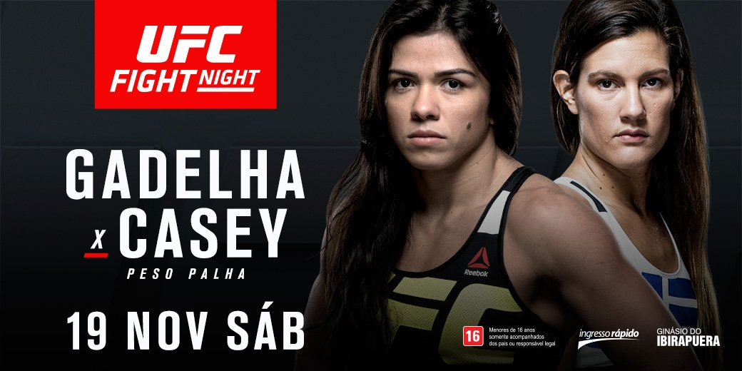 Gadelha fight