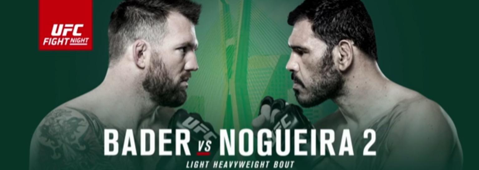 UFC FIGHT NIGHT 100