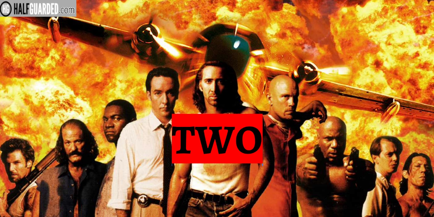 Con Air 2 |2018| Con Air 2 Cast, Plot, Rumors, and release date News; Will there be an Con Air 2?