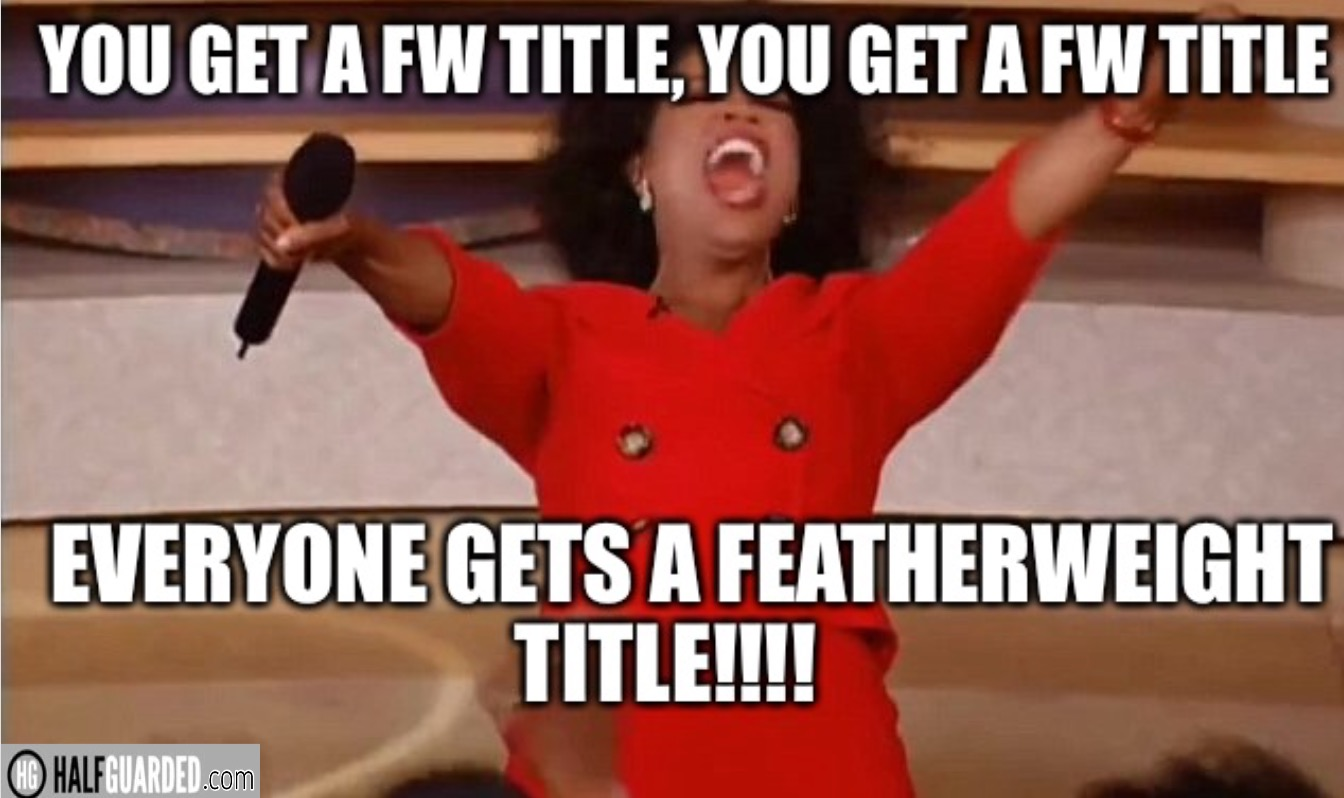 Ufc meme ufc 206 Featherweight title