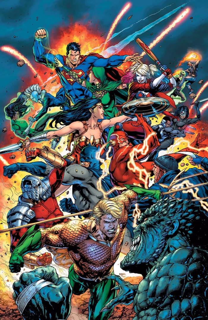 Suicide Squad vs JLA has me excited and here's why...