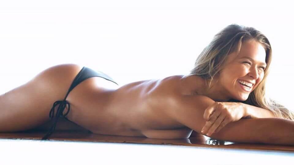 ronda rousey bikini