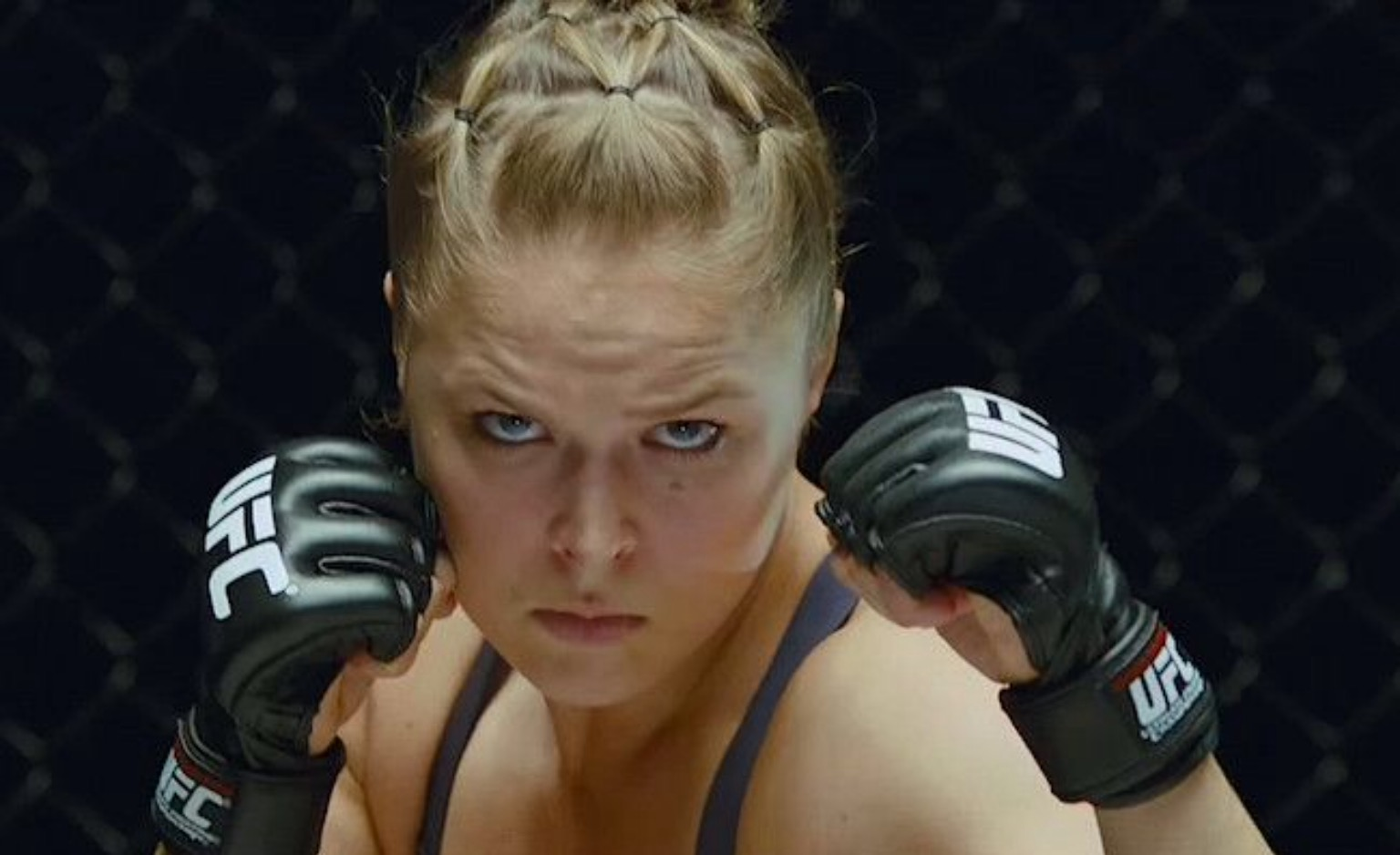 Ronda rousey fights